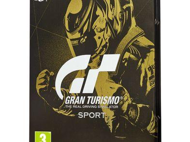 gran turismo sport edicion especial ps4