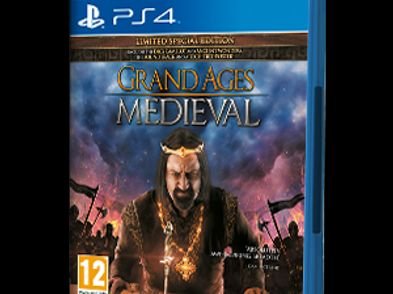 grand ages: medieval limited special edition ps4