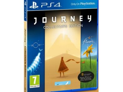 journey collector edition ps4