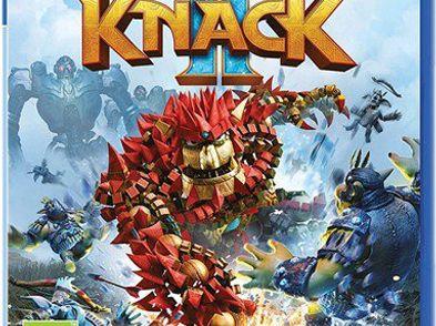 knack 2 ps4