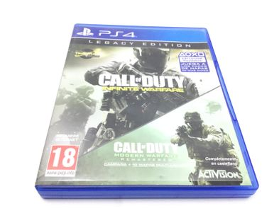 legacy edition call of duty infinite/modern