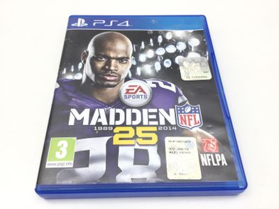 madden nfl 25 ps4