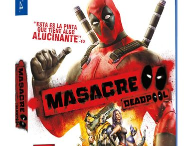 masacre (deadpool) ps4
