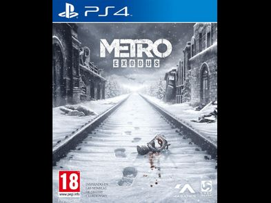 metro exodus day one edition ps4