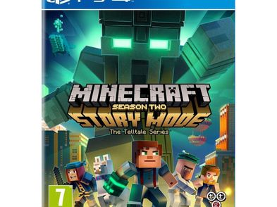 minecraft: story mode - season 2 ps4