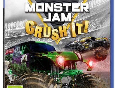 monster jam: crush it! ps4