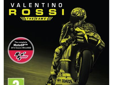 moto gp 16: valentino rossi the game ps4