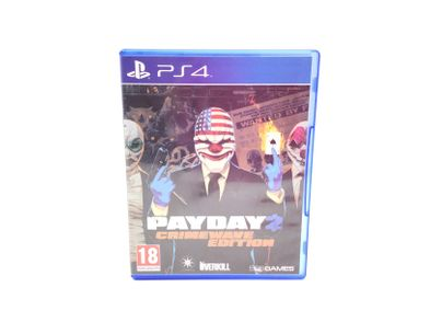 payday 2 crimewave edition ps4