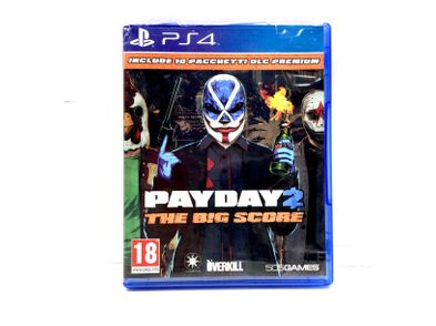 payday 2; the big score
