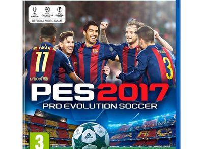 pro evolution soccer 2017 ps4