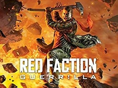 red faction guerrilla remarstered ps4