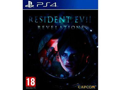 resident evil revelations hd ps4
