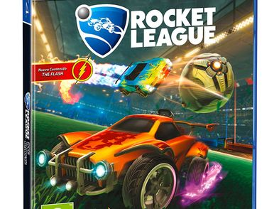 rocket league: edicion coleccionista ps4