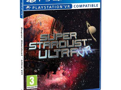 super stardust vr ps4