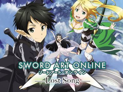 sword art online: lost songs ps4