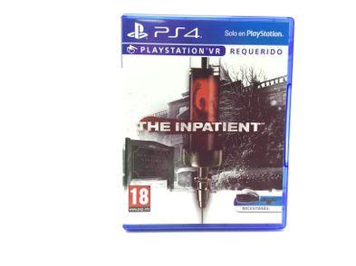 the impatient ps4 vr