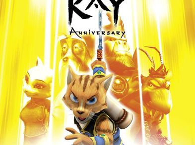 the legend of kay anniversary ps4