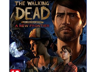 the walking dead 3: a new frontier ps4