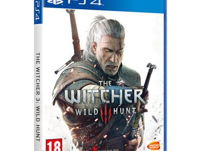 the witcher 3 wild hunt day one edition ps4