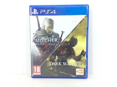 the witcher + dark souls 3