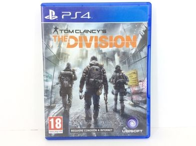 tom clancy?s the division ps4