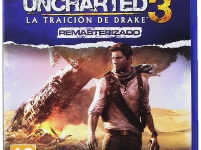 uncharted 3: drakes deception ps4