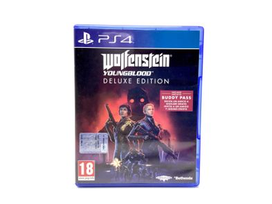 wolfstein youngblood deluxe edition