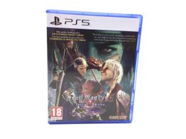 devil may cry 5 edicion especial ps5