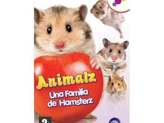 animalz una familia de hamsterz psp