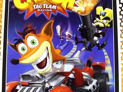 crash tag team racing essentials psp