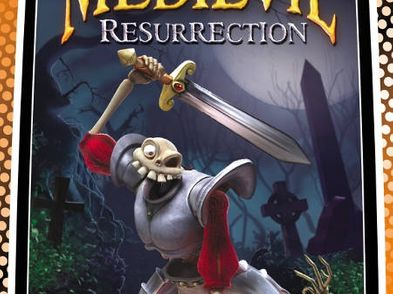 medievil resurrection essentials psp