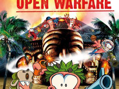 worms open warfare essentials psp