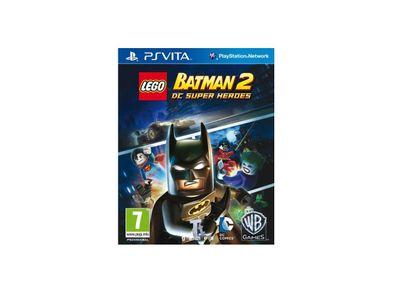 lego batman 2: dc superheroes psvita