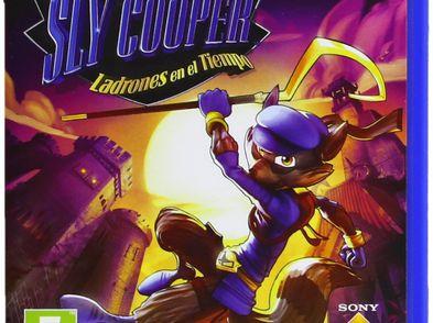 sly cooper thieves psvita