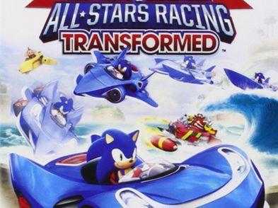 sonic & allstar racing transformed psvita