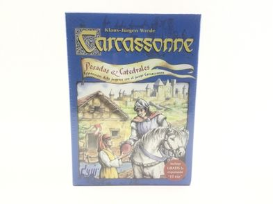 juego rol estrategia otros carcassonne posadas y catedrales