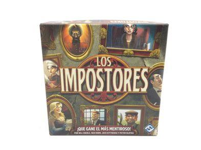 juego rol estrategia otros los impostores