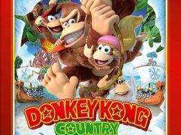 donkey kong country: tropical freeze selects wiiu