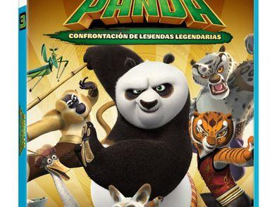 kung fu panda: confrontaci?n de leyendas legendarias wiiu