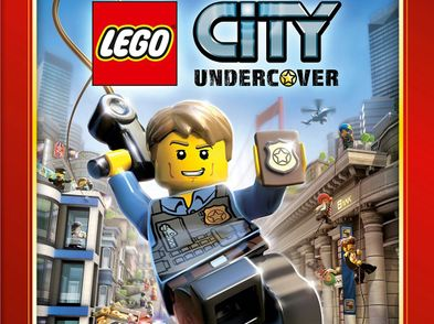 lego city undercover selects wiiu