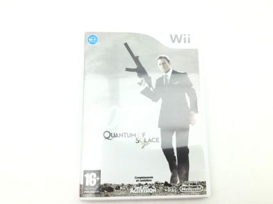 007 james bond quantum of solace wii