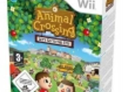 animal crossing lets go to the city wii