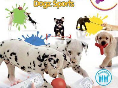 animalz sports dogz wii