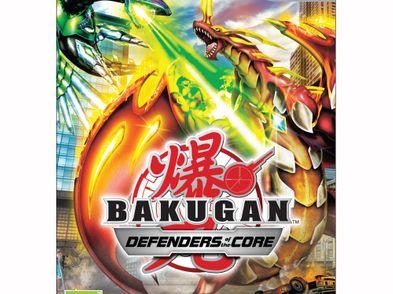 bakugan defensores de la tierra wii