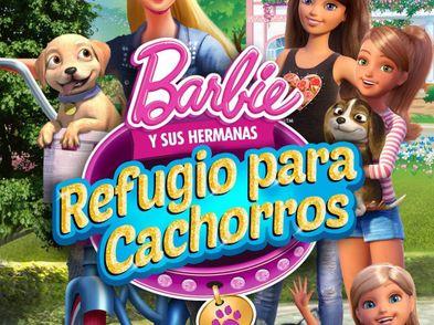barbie y sus hermanas refugio para sus cachorros wii