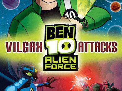 ben 10 alien force vilgax attacks wii
