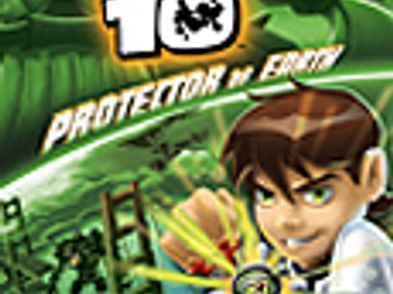 ben 10 protector of earth wii