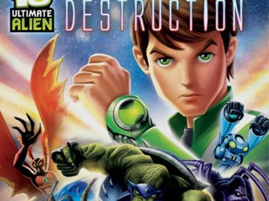 ben 10 ultimate alien cosmic destruction wii