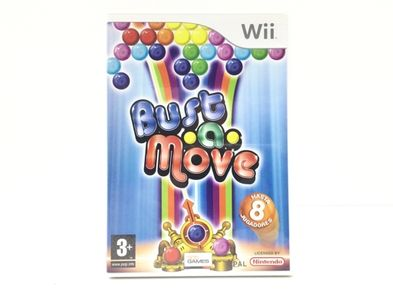 bust a move wii
