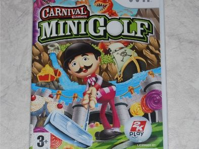 carnival mini golf wii